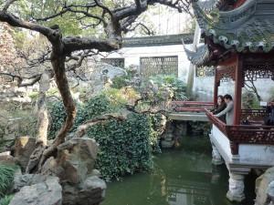 Осень в Шанхае