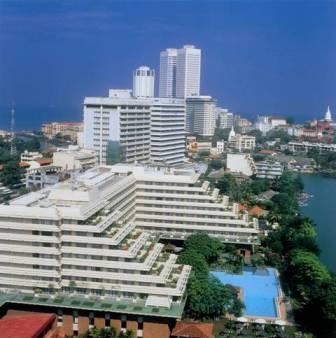 Инфраструктура Коломбо - европейская часть