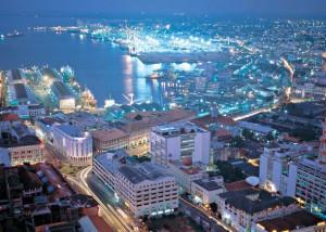 Инфраструктура Коломбо