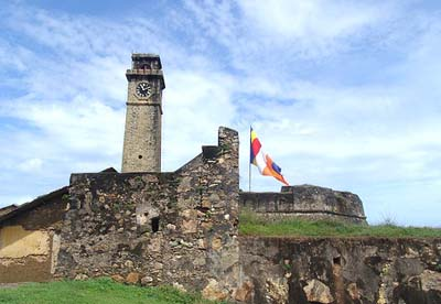 Форт Галле Шри-Ланка