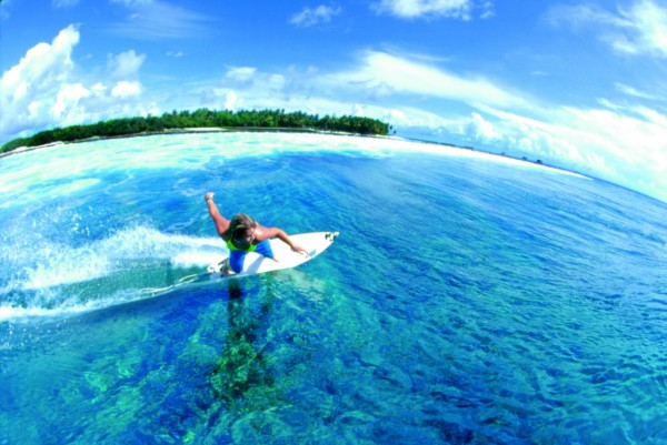 Сёрфинг в Хиккадуве
